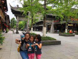 Dujiangyan & Jiezi Ancient Town